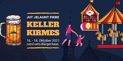 Veranstaltungshinweis zur St. Lubentius Kirmes in Kell